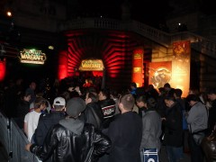 Reportage – Sortie de Mists of Pandaria à Paris