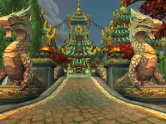 MoP: Aperçu de la forêt de Jade