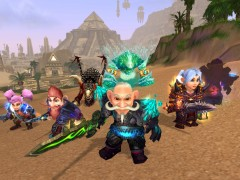 Évènement sur Kael'Thas - La déstinée des Gnomes