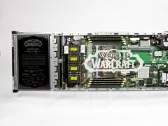 Vente aux enchères des serveurs World of Warcraft.
