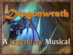 Le Courroux du dragon en comédie musicale