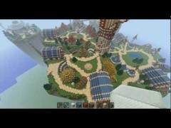 World of Minecraft – Les Pitons du Tonnerre