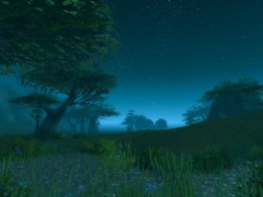 WoW Skies - World of Warcraft horizons and landscapes