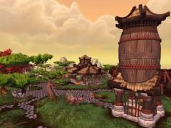 Nouvelles vidéos inédites de Mists of Pandaria
