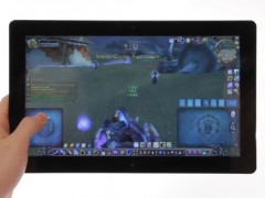 Jouer à WoW sur une tablette tactile Windows 8