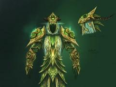 Artworks de vieux sets World of Warcraft