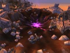 Mists of Pandaria : L'Île de Théramore détruite