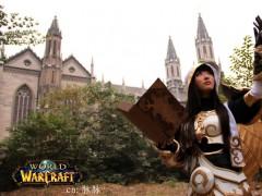 Un superbe cosplay d'une Prêtresse